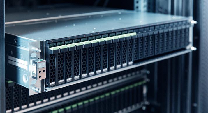 Verloop van een Succesvolle data recovery | RAID 5 met 17 schijven