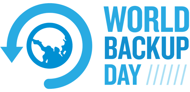 World backup day, data recovery